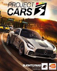 Project Cars 3 Cover Art